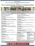 The 9th Annual Zoology and Botany Graduate Student Research Symposium PowerPoint PPT Presentation