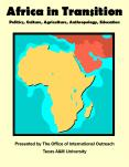 Africa in Transition PowerPoint PPT Presentation