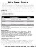 Wind Power Basics PowerPoint PPT Presentation