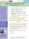 Four Critical Questions You must Answer: PowerPoint PPT Presentation