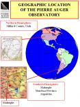 GEOGRAPHIC%20LOCATION%20OF%20THE%20PIERRE%20AUGER%20OBSERVATORY PowerPoint PPT Presentation