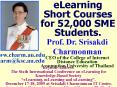 eLearning Short Courses for 52,000 SME Students' PowerPoint PPT Presentation