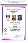 Floyd County Baptist Association www'floydbaptist'net PowerPoint PPT Presentation