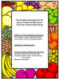 Food Safety Development for PowerPoint PPT Presentation