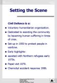 Longford Civil Defence PowerPoint PPT Presentation