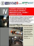 CONGRESO ARGENTINO DE PATOLOGIA DE URGENCIA, EMERGENTOLOGIA, TRAUMA Y CUIDADOS CRITICOS PowerPoint PPT Presentation