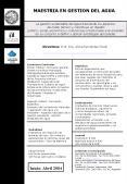 La gestin sustentable del agua trasciende los aspectos PowerPoint PPT Presentation