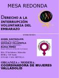MESA REDONDA DERECHO A LA INTERRUPCI PowerPoint PPT Presentation