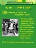 50 ans : 1954  PowerPoint PPT Presentation