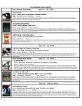New Movies This Week: June 14 20, 2006. June 16 22, 200 PowerPoint PPT Presentation