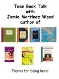Teen Book Talk with Jamie Martinez Wood author of PowerPoint PPT Presentation