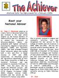 National Delta Tau Alpha newsletter February 2005 PowerPoint PPT Presentation