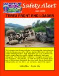 This operation was being conducted on an acceptable grade when the loader lost air pressure in the left rear tire (possibly due to sidewall contact with large rocks). With the sudden loss of air in the tire, the loader, center of gravity quickly PowerPoint PPT Presentation
