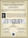 Metropolitan Trenton AfricanAmerican Chamber of Commerce PowerPoint PPT Presentation
