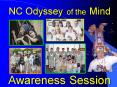 NC Odyssey of the Mind Awareness Session PowerPoint PPT Presentation