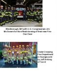 Westborough, MA with U.S. Congressman Jim McGovern for the official donning of their new FireDex Gea PowerPoint PPT Presentation
