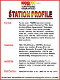 STATION PROFILE PowerPoint PPT Presentation