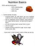 Nutrition Basics PowerPoint PPT Presentation