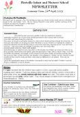 Fleetville Infant and Nursery School NEWSLETTER PowerPoint PPT Presentation