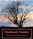 Stephanie Sauder PowerPoint PPT Presentation