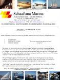 Schaafsma Marine. PowerPoint PPT Presentation