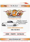 2006 PARTS CATALOG PowerPoint PPT Presentation