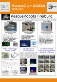 RescueRobots Freiburg together with the UAVTech Lab AIICSIDA at Linkping University, Sweden PowerPoint PPT Presentation