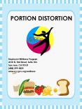 PORTION DISTORTION PowerPoint PPT Presentation