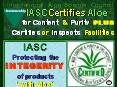 International Aloe Science Council PowerPoint PPT Presentation