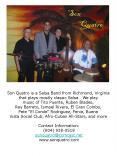 Son Quatro is a Salsa Band from Richmond, Virginia PowerPoint PPT Presentation