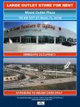 Miami Outlet Plaza PowerPoint PPT Presentation