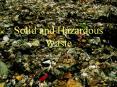 Solid and Hazardous Waste PowerPoint PPT Presentation