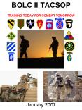 BOLC II TACSOP TRAINING TODAY FOR COMBAT TOMORROW PowerPoint PPT Presentation