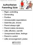 Authoritarian Parenting Style PowerPoint PPT Presentation