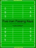 Five man Passing Keys Based on the 200607 NFHS Officials Manual by Grant Christianson Greater Kansas PowerPoint PPT Presentation