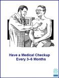 Have a Medical Checkup Every 3 PowerPoint PPT Presentation