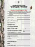 Texas Forest Legacy Program 2009 Application and Submission Form for FY11 USFS Fiscal Year Funding PowerPoint PPT Presentation