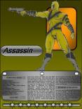 Assassin PowerPoint PPT Presentation