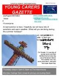 YOUNG CARERS GAZETTE PowerPoint PPT Presentation