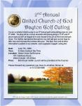 2nd Annual United Church of God Dayton Golf Outing PowerPoint PPT Presentation