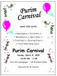 Purim Carnival PowerPoint PPT Presentation