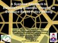 A Systems Approach to Establishing Scientific Integrity in Evidence Based Policy Making PowerPoint PPT Presentation