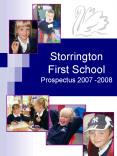 Storrington First School Prospectus 2007 2008 PowerPoint PPT Presentation