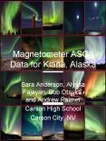 Magnetometer ASCII Data for Kiana, Alaska PowerPoint PPT Presentation
