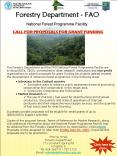 Forestry Department - FAO PowerPoint PPT Presentation