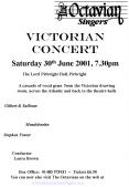 Victorian Concert PowerPoint PPT Presentation