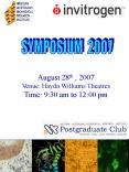 SYMPOSIUM 2007 PowerPoint PPT Presentation