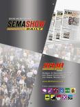 SEMA Show Daily is the official daily newspaper of the Specialty Equipment Market Associations SEMA PowerPoint PPT Presentation