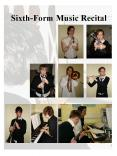 Sixth-Form Music Recital PowerPoint PPT Presentation