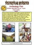 Archeology Fair PowerPoint PPT Presentation